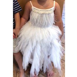 Custom toddler dress size 4/5t